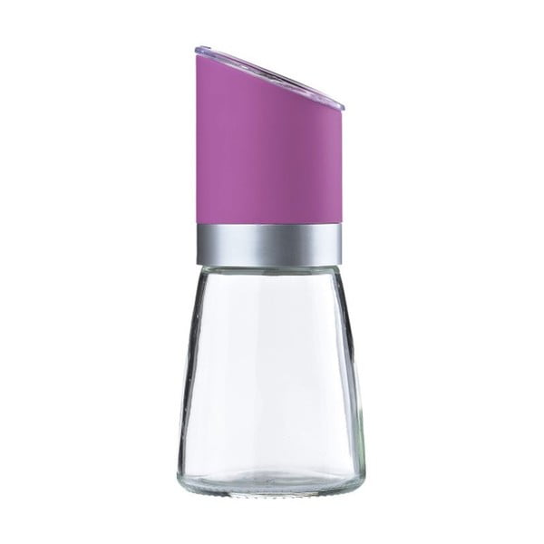 Ceramiczny młynek do soli/przypraw Confetti Purple