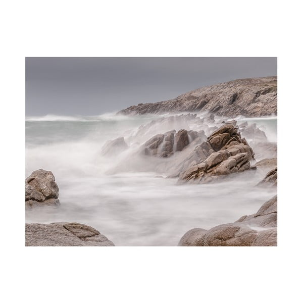 Szklany obraz Troubled Waters 60x80 cm