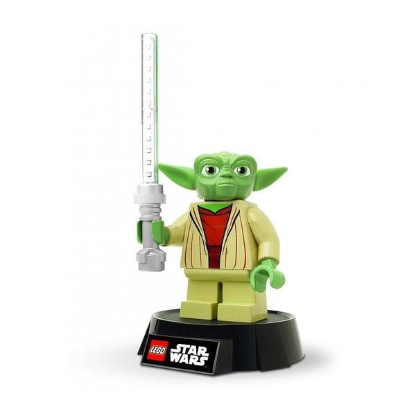 Lampa stołowa LEGO Yoda