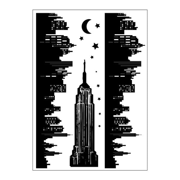 Naklejki New York