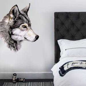 Naklejka dekoracyjna na ścianę Wolf