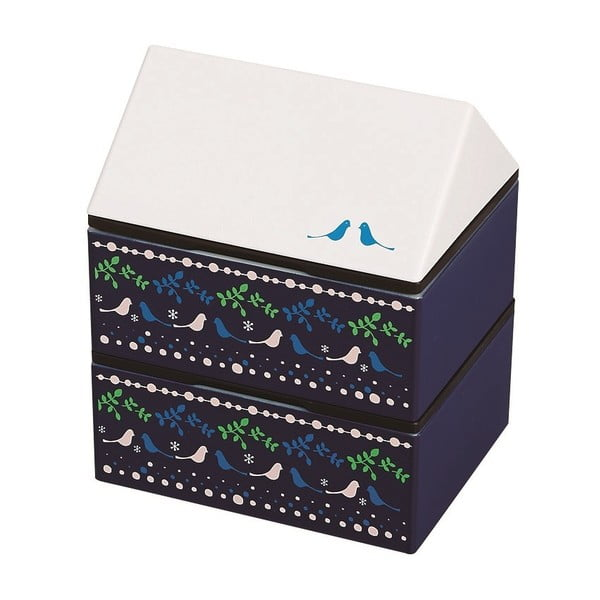 Pudełko na lunch Metsa Blue, 725 ml