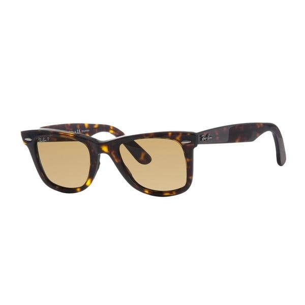 Okulary przeciwsłoneczne (unisex) Ray-Ban 2140 Havana