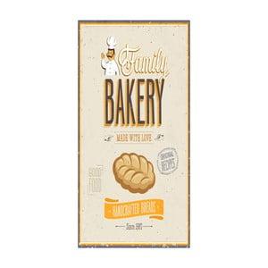 Winylowy dywan Cocina Family Bakery, 50x80 cm