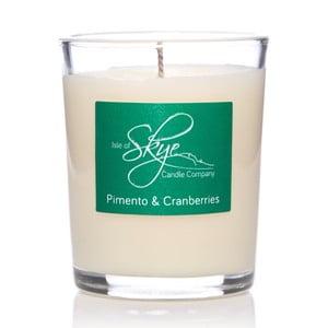 Świeczka o zapachu dzikich owoców, pieprzu jamajskiego i goździków Skye Candles Container, 12h