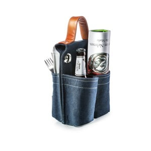 Torba na rower Donkey Picnic For 2 Denim