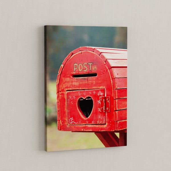 Obraz Skrzynka pocztowa, 50x70 cm