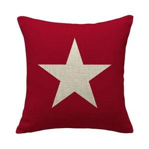 Poszewka na poduszkę Star Pink, 45x45 cm
