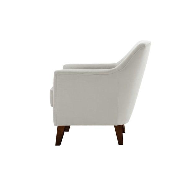 Kremowy fotel Jalouse Maison Kylie