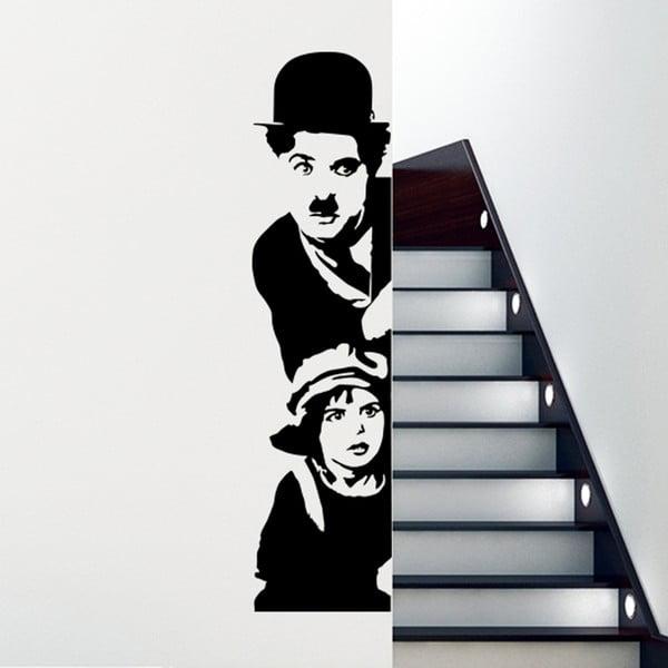 Naklejka Ambiance Charlie Chaplin