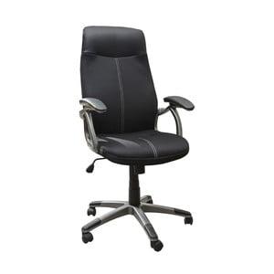 Czarny fotel biurowy 13Casa Lawyer Office