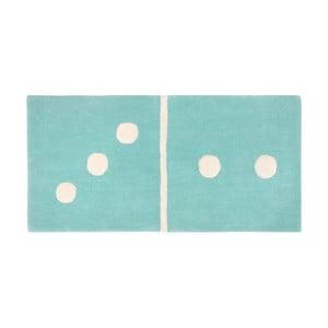 Dywan dziecięcy Domino Aqua, 60x120 cm