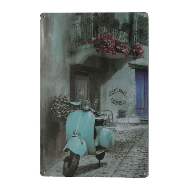 Tablica Italy, 20x30 cm