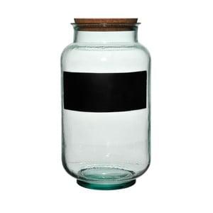 Szklany pojemnik Vero, 33 cm