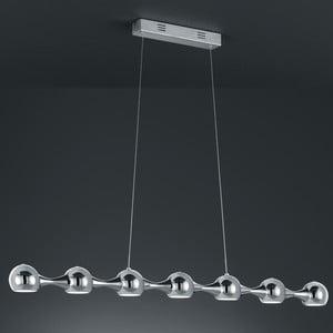 Lampa sufitowa Seven Bones, chromowana