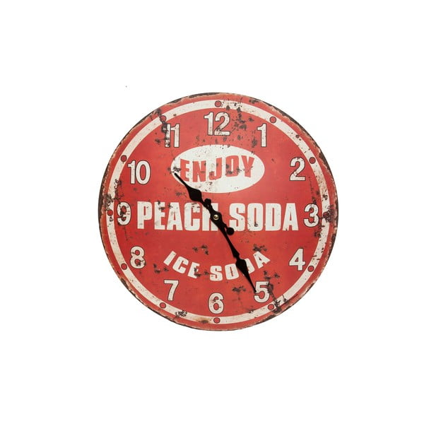 Zegar ścienny Novita Ice Soda