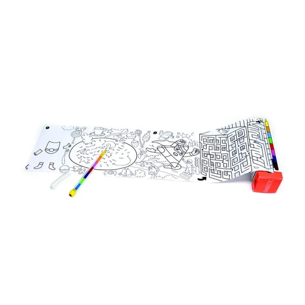 Kieszonkowa kolorowanka Pocket Fantastic