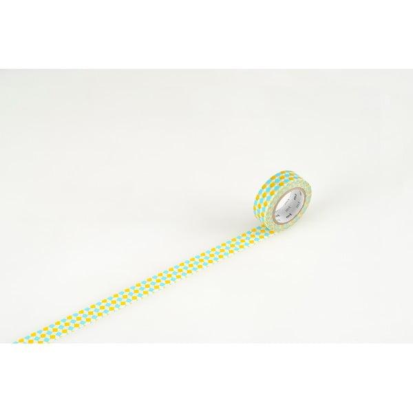 Taśma dekoracyjna washi MT Masking Tape Esme, dł.10m
