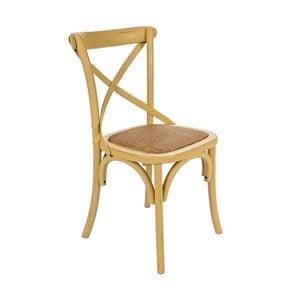 Krzesło Cross Ocra, 45x53x88 cm