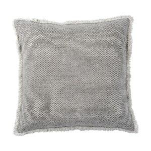 Beżowa poduszka Walra Noor, 50x50cm