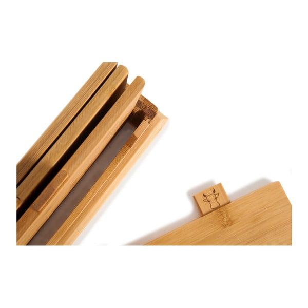 Stojak z 4 deskami z do krojenia z bambusu Bambum Tapenade
