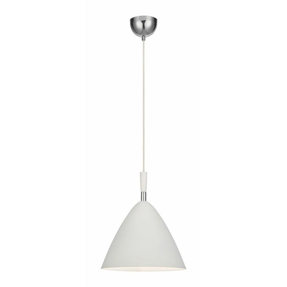 Biała lampa wisząca Markslöjd Osteria