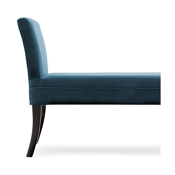 Ciemnoniebieska ławka Vivonita Selma