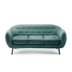 Sofa trzyosobowa Constellation Turquoise/Anthracite/Anthracite