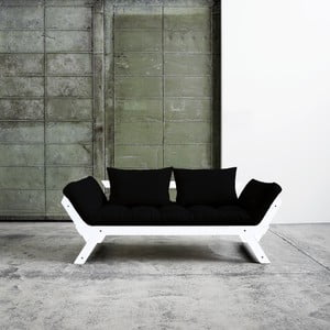 Sofa wielofunkcyjna Karup Bebop White/Black