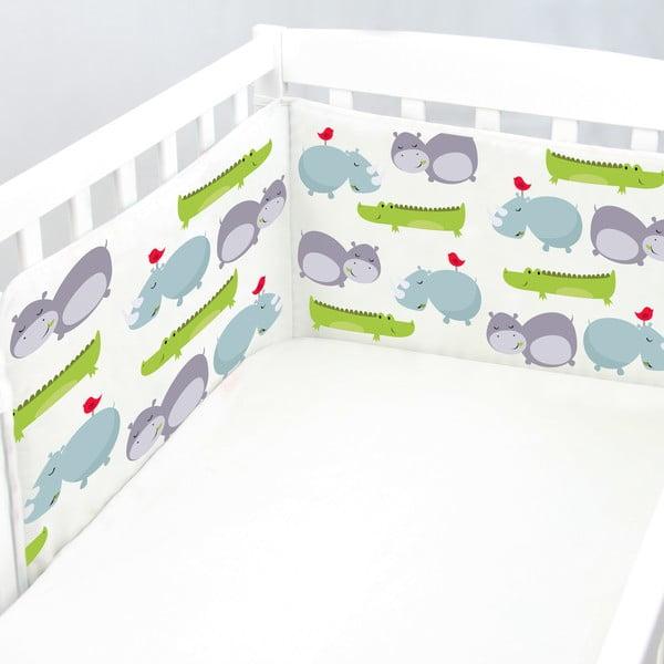 Ochraniacz do łóżeczka Hippo
