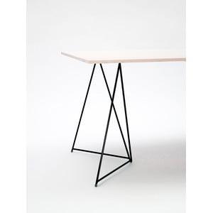 Podstawa stołu Diamond Black, 70x55 cm
