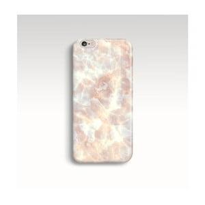 Etui na telefon Marble Powder Gold na iPhone 6/6S
