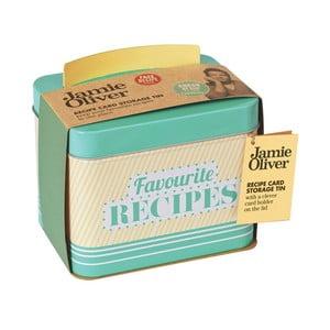 Pudełko na przepisy Jamie Oliver