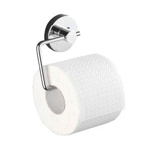 Uchwyt na papier toaletowy z przyssawką Wenko Vacuum-Loc, do 33 kg