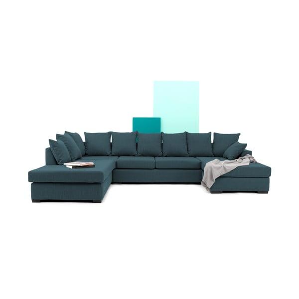 Sofa (zestaw wypoczynkowy) VIVONITA Linus, petrol
