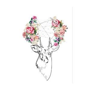 Obraz na płótnie Deer, 70x100 cm