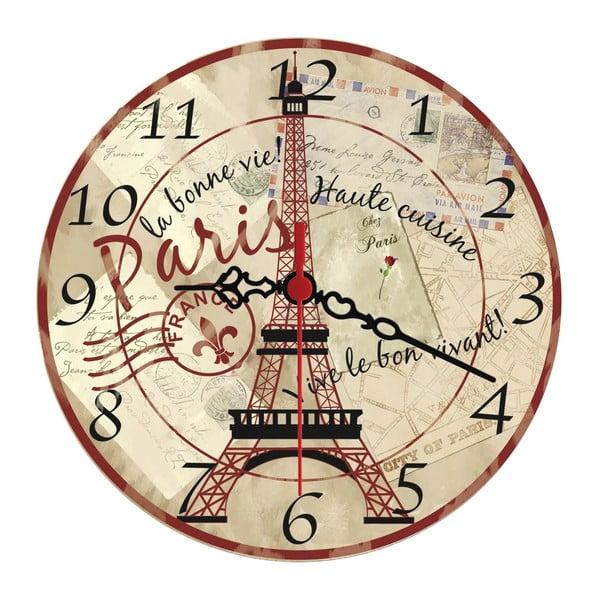 Zegar ścienny Bonne Vie, 30 cm