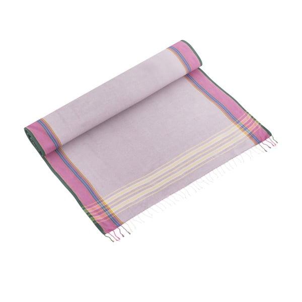 Ręcznik/pareo Zeki Violet Blue, 100x178 cm