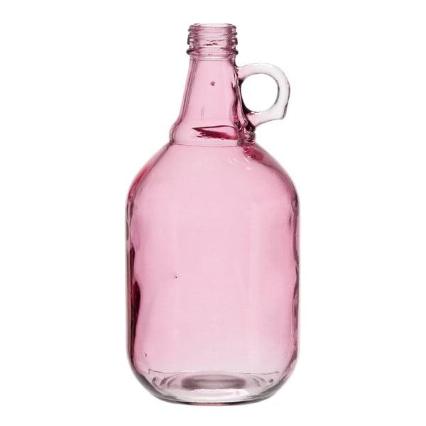 Szklany   wazon Pinkie, wysokość 27 cm