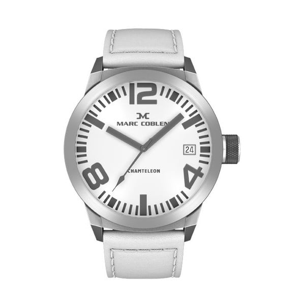 Zegarek damski Marc Coblen z dodatkowym paskiem i obręczą P11