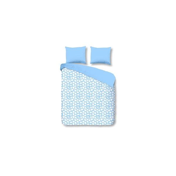 Pościel Cells Blue, 140x200 cm