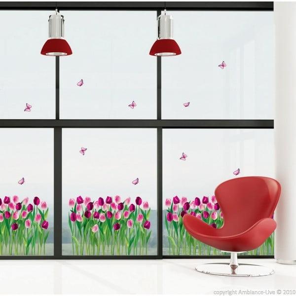 Naklejka Ambiance Dreaming Tulips