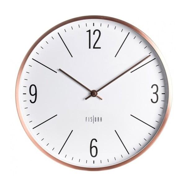 Zegar Cosmopolitan White, 30 cm
