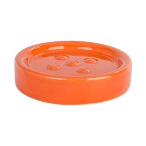 Pomarańczowa mydelniczka Wenko Polaris Orange
