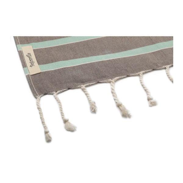 Ręcznik hammam Melange Colorful I, 95x175 cm