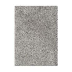 Dywan Edison Shag Grey, 60x91 cm