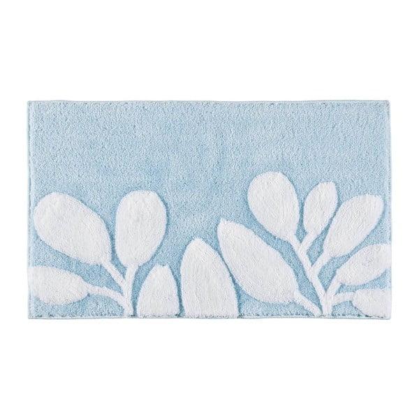 Dywanik łazienkowy Limra Blue, 70x120 cm