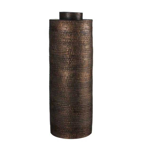 Wazon ceramiczny Brasa Black Copper, 57 cm