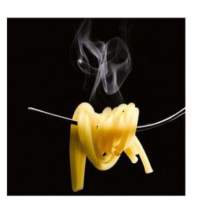 Szklany obraz Spaghetti Al Dente, 30x30 cm