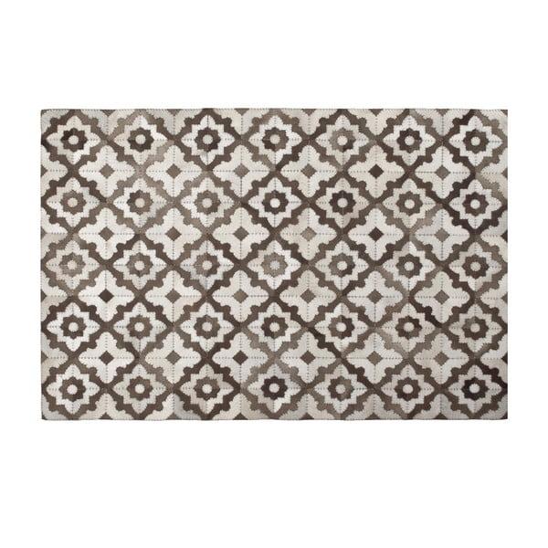 Winylowy dywan Patchwork Vintage Grises, 100x150 cm